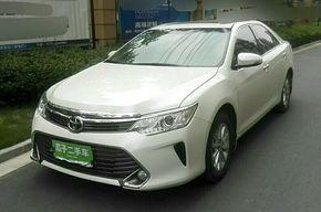 丰田凯美瑞 2015款 2.0G 领先版