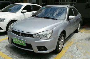 东南V3菱悦 2012款 改款 1.5L 手动舒适版
