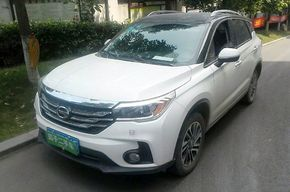 传祺GS4 2015款 200T 手动精英版