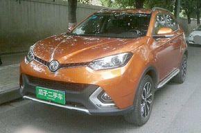 MG锐腾 2015款 1.5TGI TST豪华版