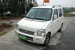 铃木北斗星 2013款 创业版 1.0L 手动舒适型