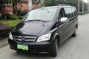 奔驰威霆 2011款 2.5L 7座行政版
