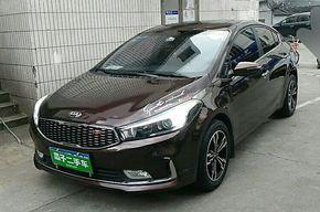 起亚K3 2016款 1.6L 自动GLS