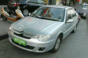 雪铁龙爱丽舍 2010款 三厢 1.6L 手动科技型