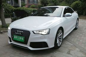 奥迪RS5 2012款 RS 5 Coupe