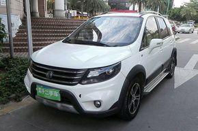 东风风行景逸X5 2013款 1.6L 手动尊享型 国IV