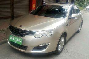 荣威550 2012款 550S 1.8L 手动启逸版