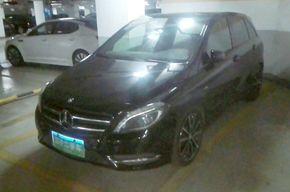奔驰B级 2012款 B 200(进口)