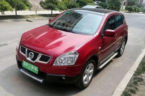 日产逍客 2011款 2.0XV 龙 CVT 4WD