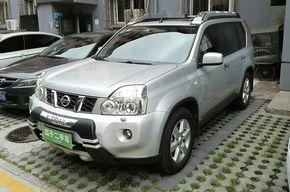 日产奇骏 2010款 2.5L CVT旗舰版 4WD