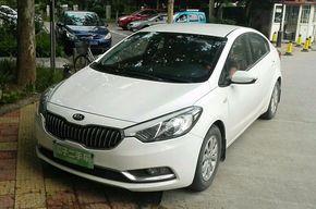 起亚K3 2013款 1.6L 手动GL