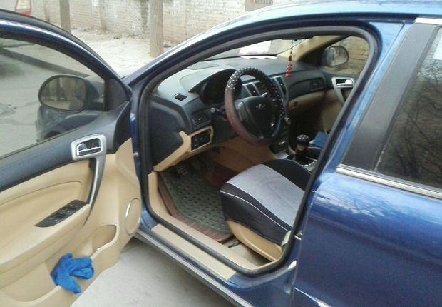 精真估提供二手车奇瑞A3 2010款 1.6L 手动 改款两厢进取型