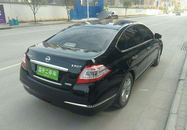 精真估提供二手车天籁 2011款 2.0L CVT XL舒适版