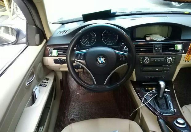 精真估提供二手车宝马3系 2007款 2.5L 自动 325i豪华运动型