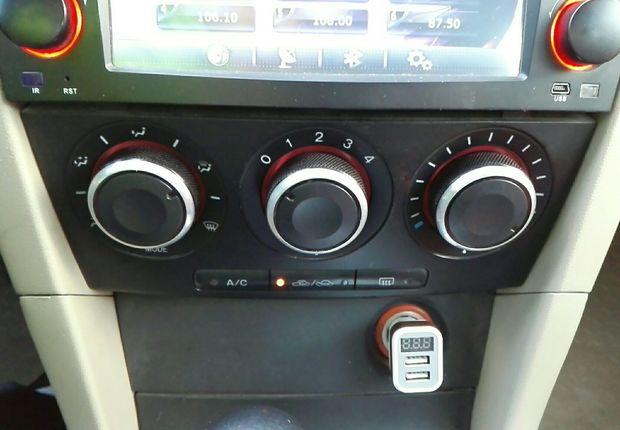 精真估提供二手车马自达3 2007款 1.6L 自动 标准版