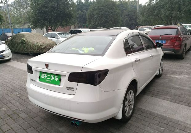精真估提供二手车荣威350 2015款 1.5L 手动 豪华天窗版
