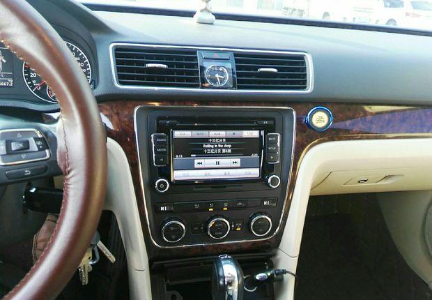 精真估提供二手车帕萨特 2011款 1.8T 双离合 Highline御尊版