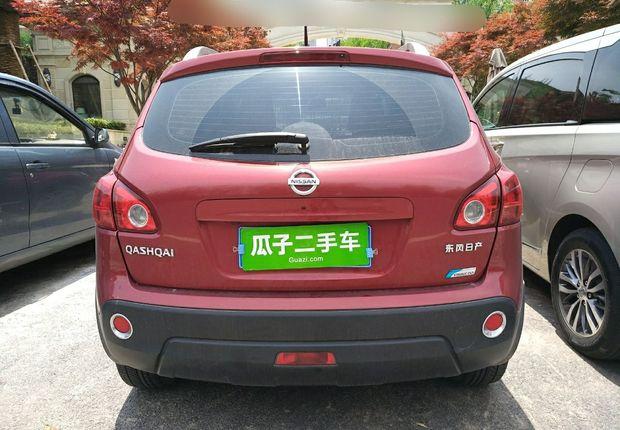 精真估提供二手车逍客 2012款 2.0L CVT 两驱XL火