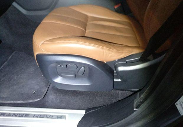精真估提供二手车揽胜运动版 2014款 3.0T 自动 V6 SC HSE Dynamic