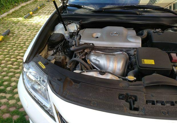 精真估提供二手车ES 2013款 2.5L 自动 250典雅版
