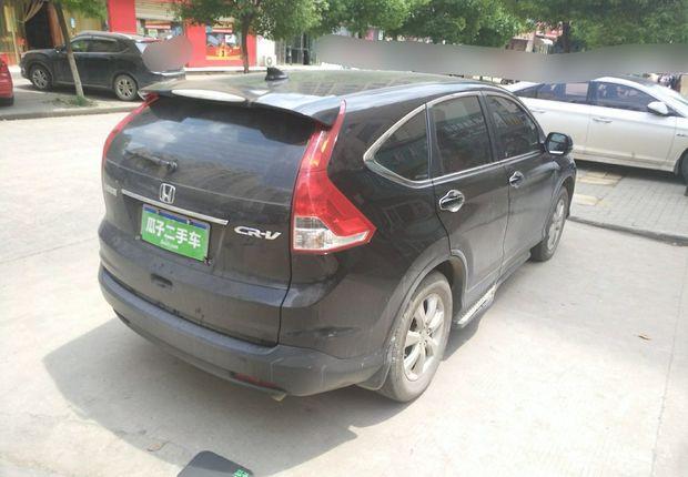 精真估提供二手车CR-V 2012款 2.0L 自动 LXi两驱都市版