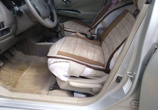 精真估提供二手车阳光 2011款 1.5L 手动 XL豪华版