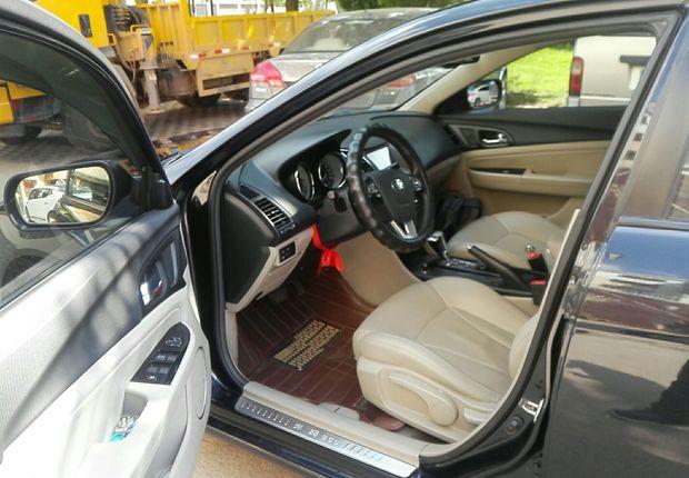 精真估提供二手车B50 2013款 1.6L 自动 豪华型