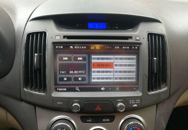 精真估提供二手车悦动 2011款 1.6L 手动 GL舒适型