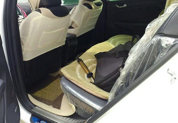 精真估提供二手车艾瑞泽5 2016款 1.5L 手动 领锐版