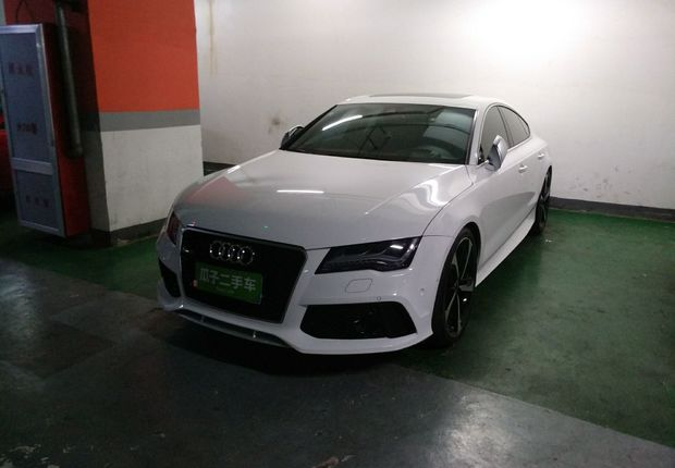 奥迪RS 7