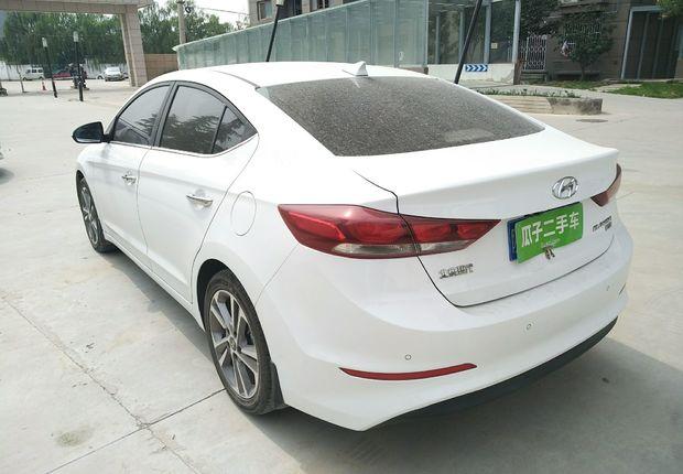 精真估提供二手车领动 2016款 1.6L 自动 智炫·豪华型