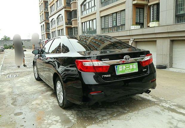 精真估提供二手车凯美瑞 2013款 2.0L 自动 G 舒适版