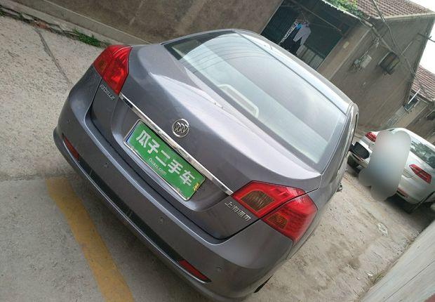 精真估提供二手车凯越 2011款 1.6L 手动 LE