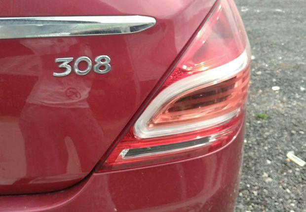 精真估提供二手车308 2014款 1.6L 手动 乐享版经典优尚型