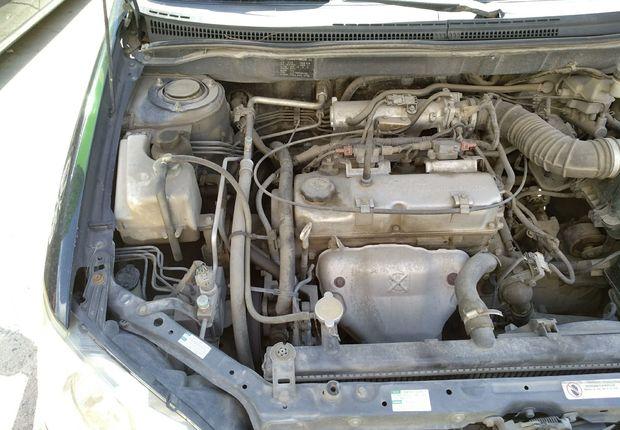 精真估提供二手车F3 2011款 1.5L 手动 新白金版豪华型