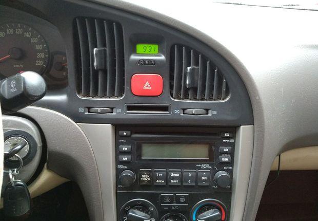 精真估提供二手车伊兰特 2007款 1.6L 手动 舒适型