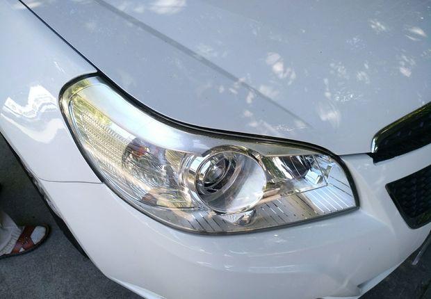 精真估提供二手车景程 2013款 1.8L 自动 SE舒适版