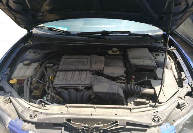 精真估提供二手车Mazda3 2009款 1.6L 自动 天窗版