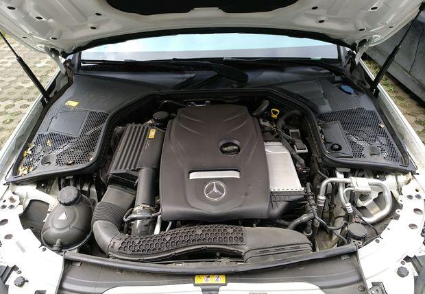 精真估提供二手车C级 2016款 2.0T 自动 C200L 运动型