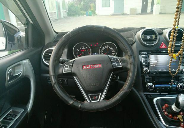 精真估提供二手车H6 2015款 1.5T 手动 升级版 两驱精英型