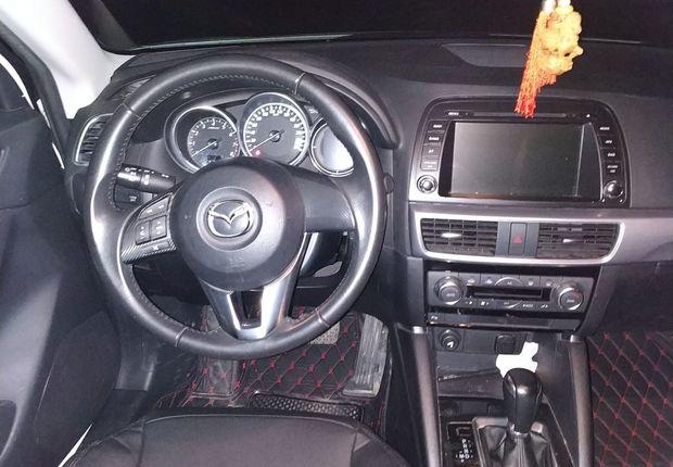 精真估提供二手车马自达CX-5 2015款 2.0L 自动 两驱 都市型