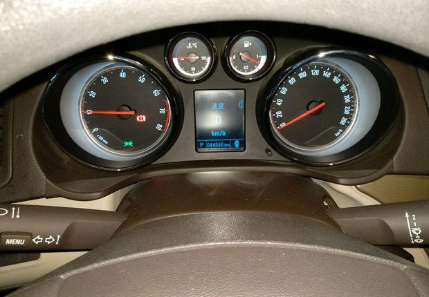 精真估提供二手车君威 2012款 2.0L 自动 舒适版