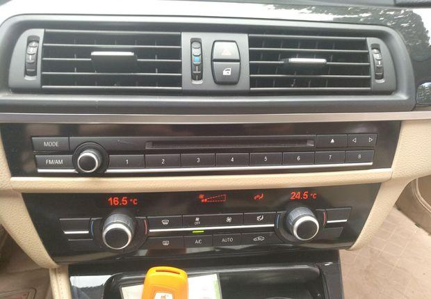 精真估提供二手车5系 2013款 2.0T 自动 520Li典雅型