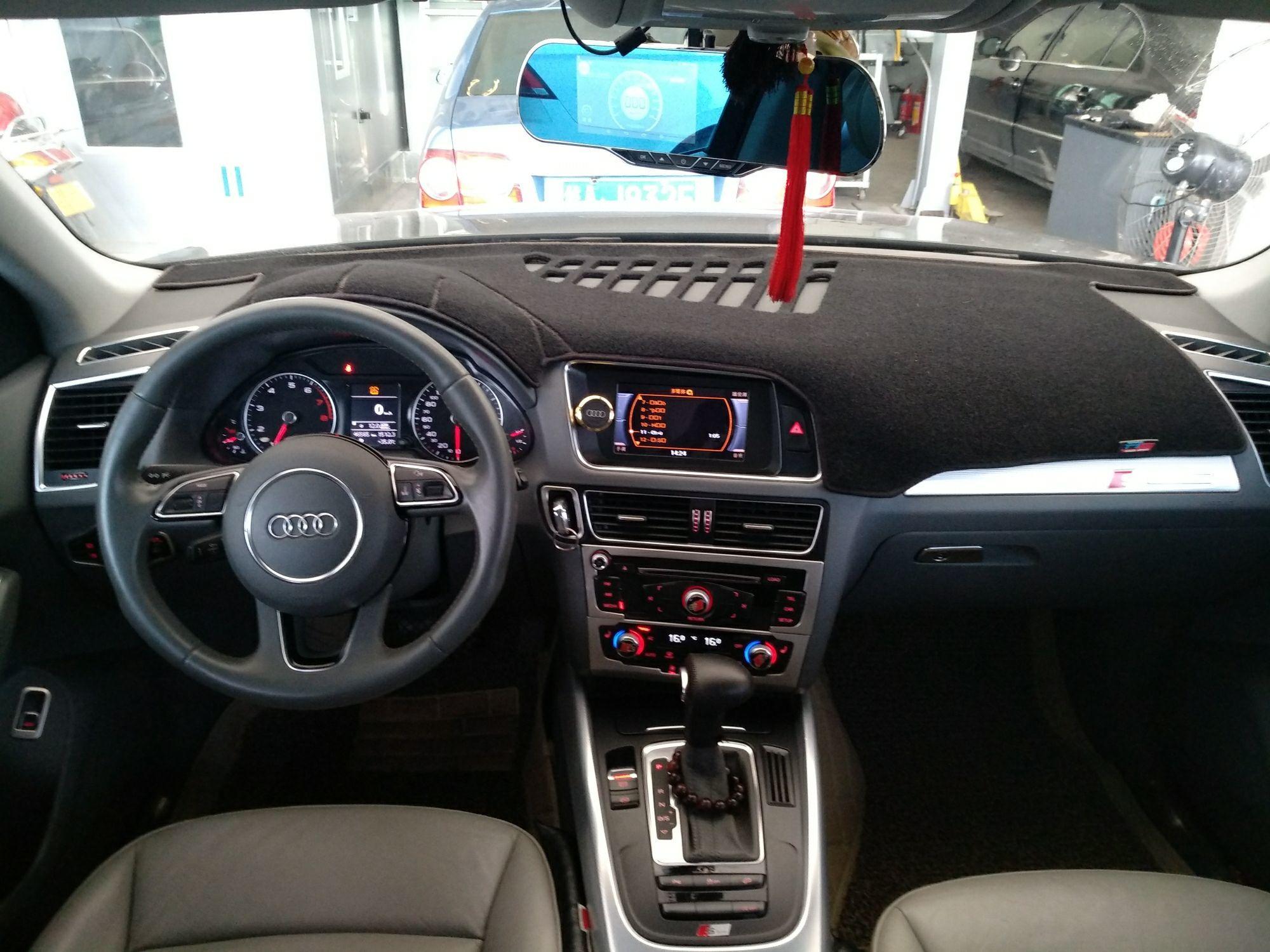 奥迪Q5 2013款 2.0T 自动 四驱 技术型 (国Ⅳ)