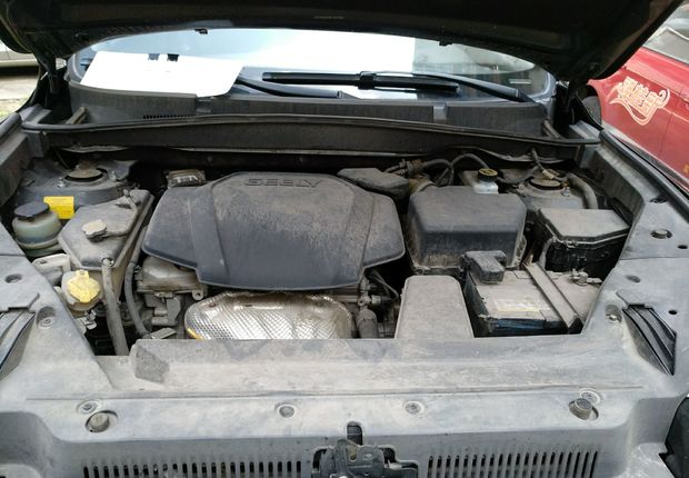 精真估提供二手车豪情SUV 2014款 2.4L 自动 两驱尊贵型