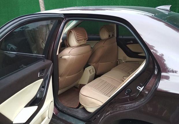 精真估提供二手车思锐 2013款 1.5T 双离合 尊贵型