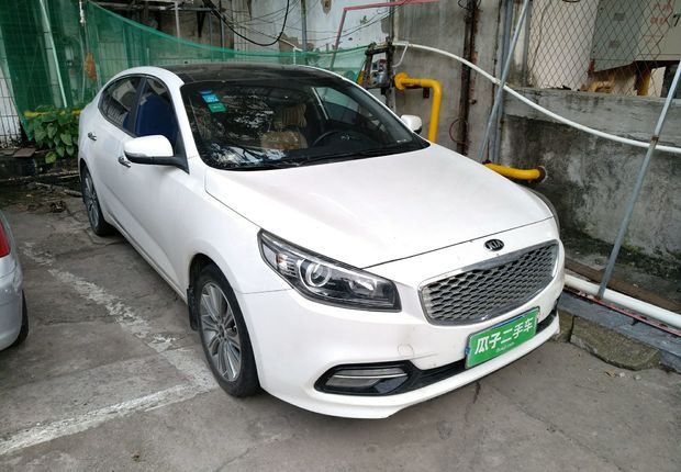精真估提供二手车K4 2015款 1.8L 自动 DLX Special