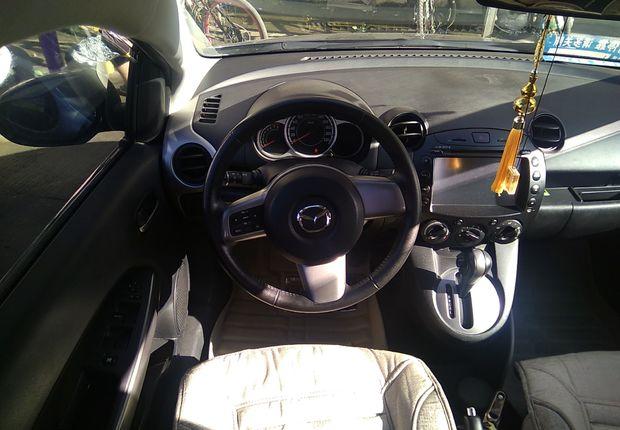 精真估提供二手车Mazda2两厢 2012款 1.5L 自动 炫动款时尚版
