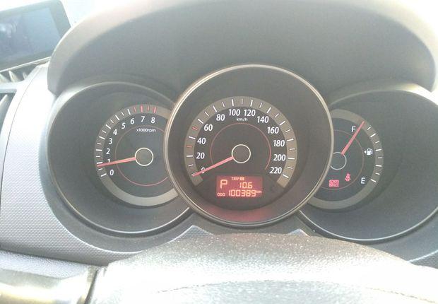 精真估提供二手车福瑞迪 2012款 1.6L 自动 GL纪念版
