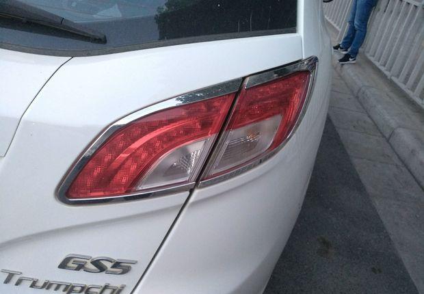 传祺GS5 2012款 2.0L 自动 前驱 周年纪念版 (国Ⅳ)